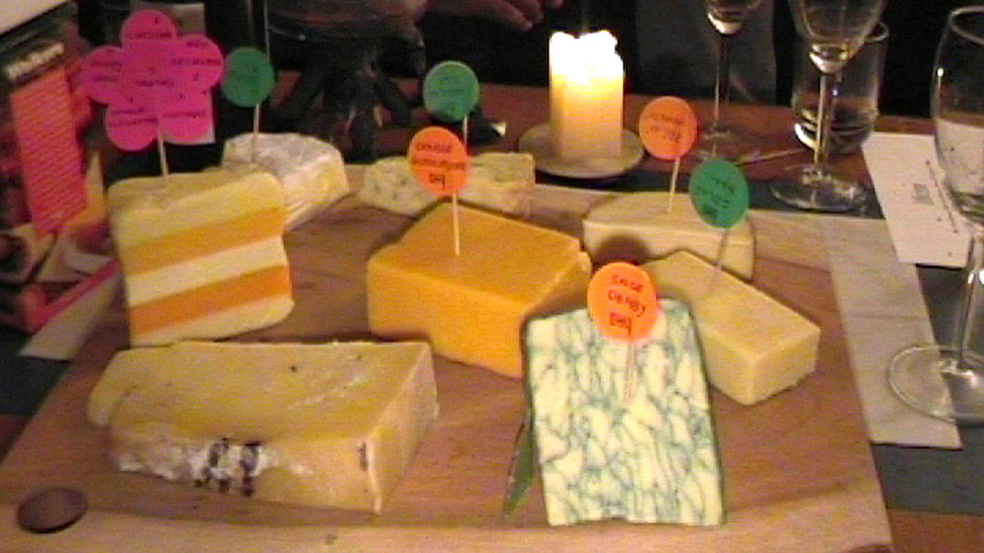גבינות בריטיות