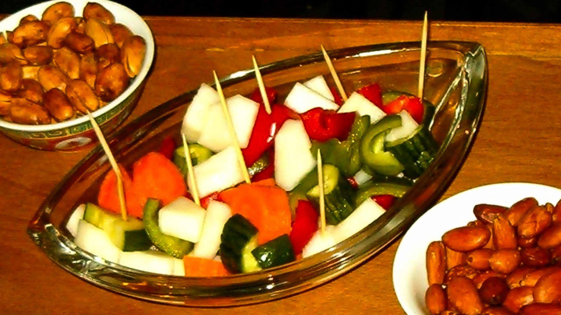 ירקות סינים בתחמיץ