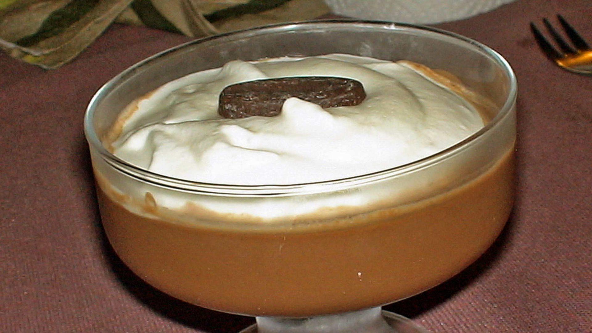 קרם שוקולד עם מקצפת הדרים