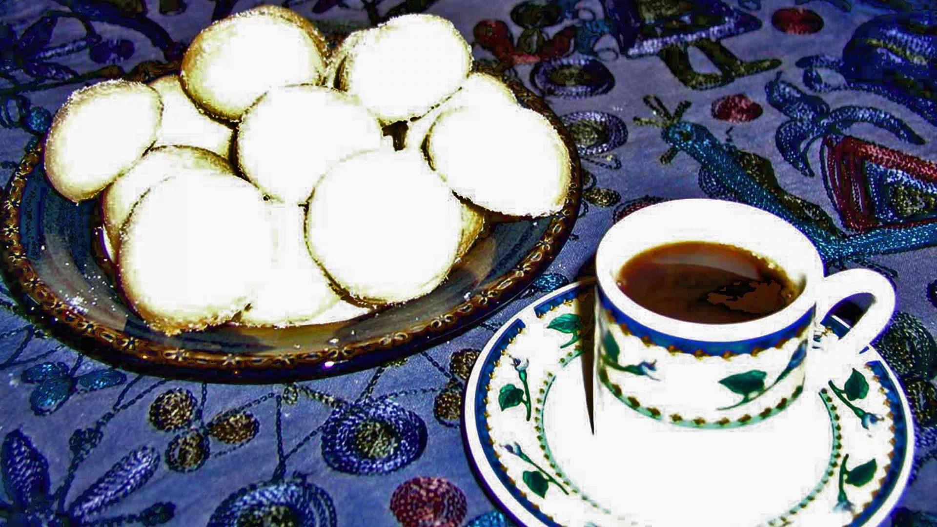 עוגיות ג'ווריבה