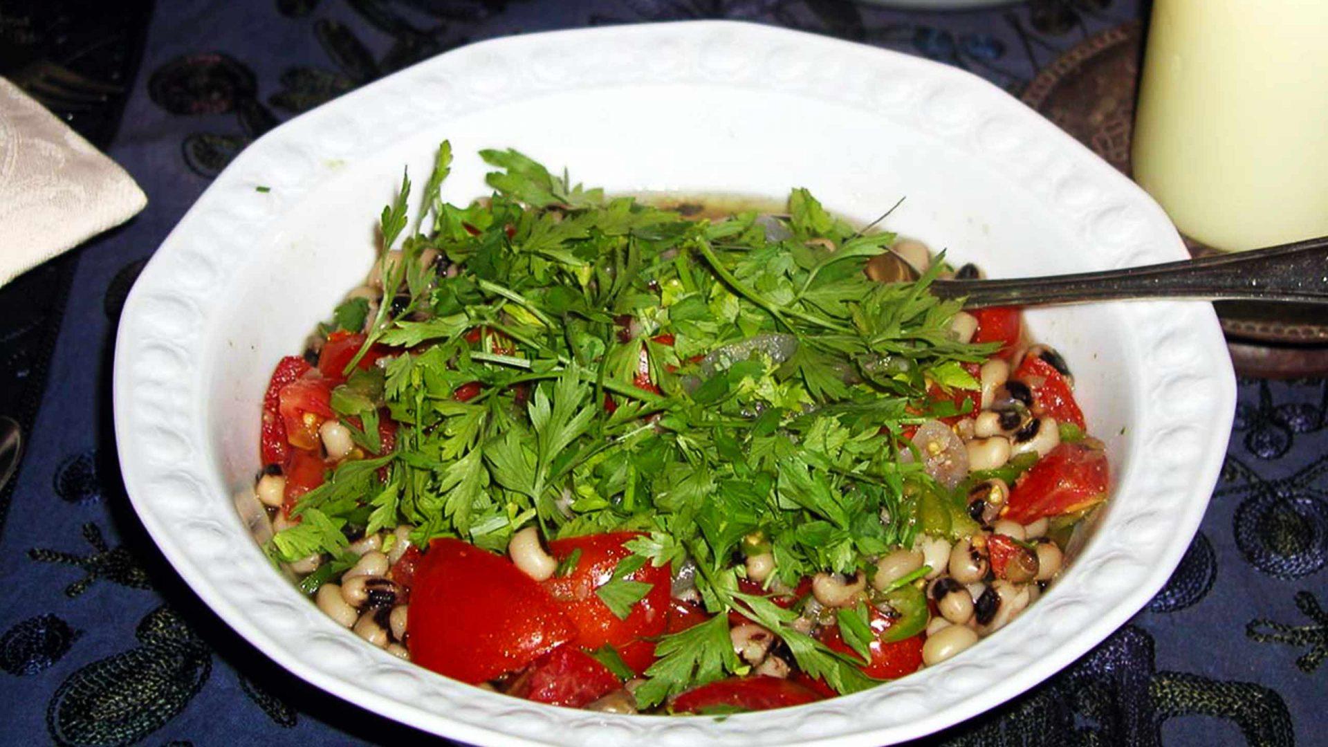 ארוחה מצרית