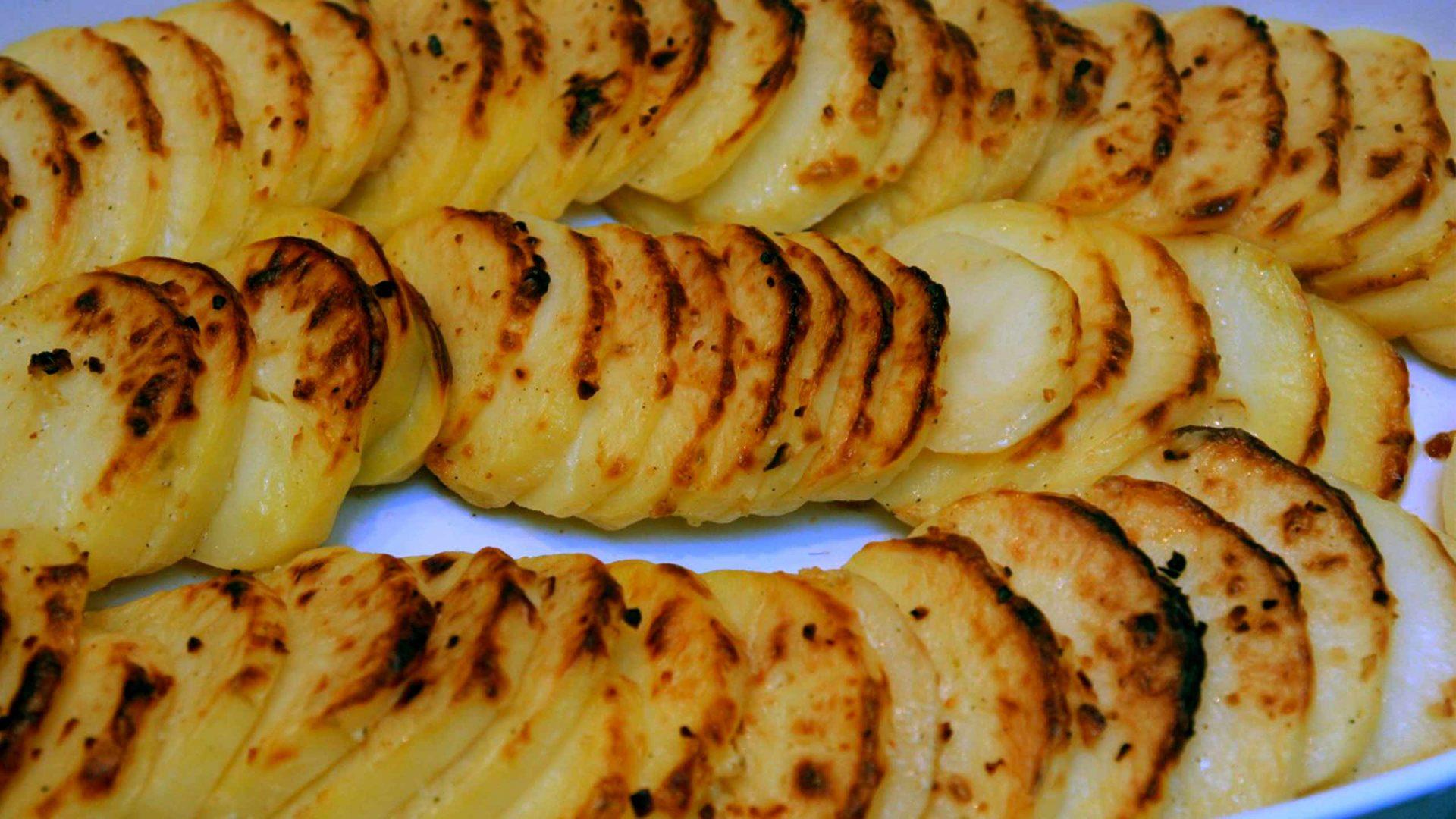 גראטן תפוחי אדמה במיונז