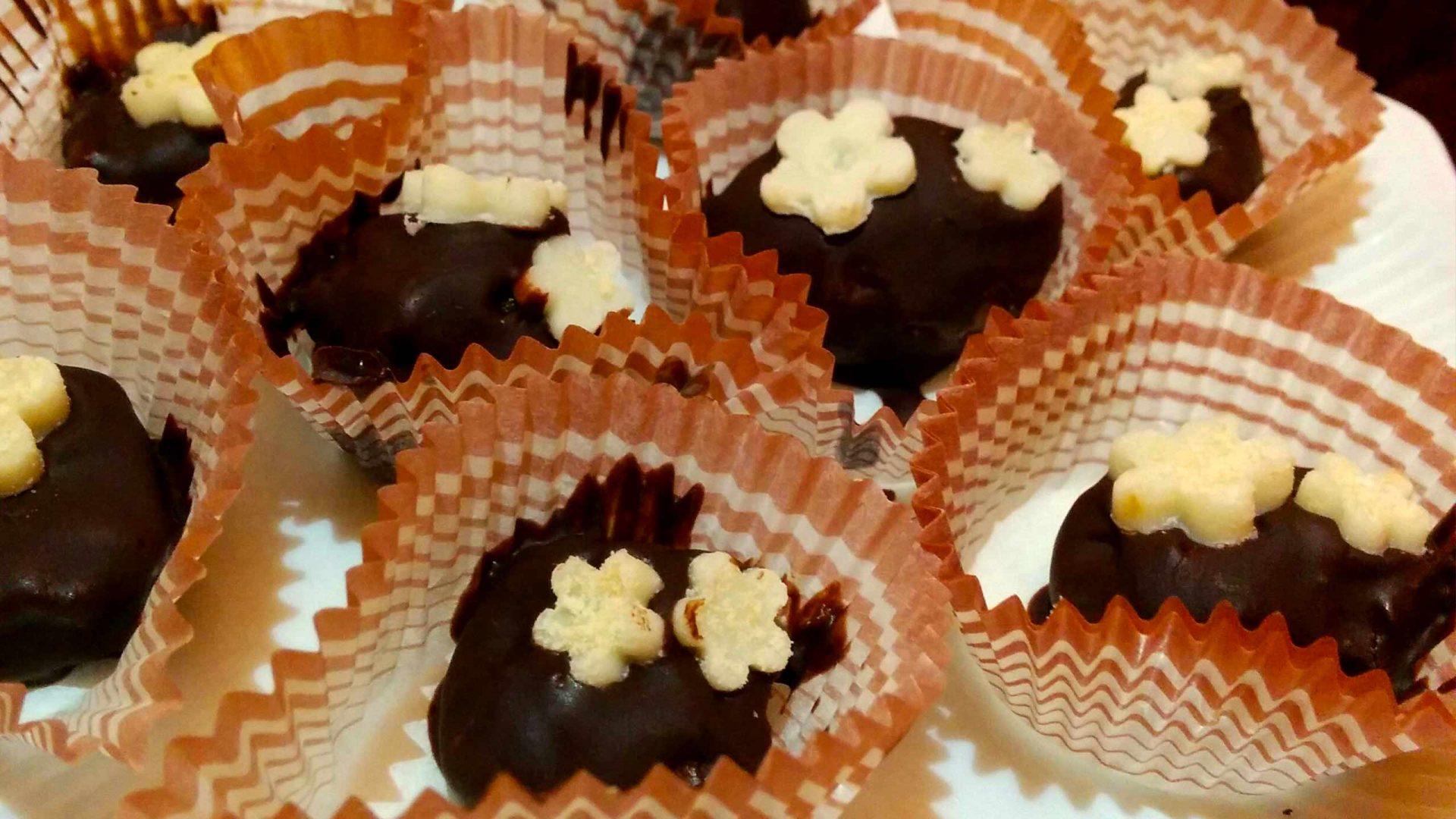 פרלין שוקולד