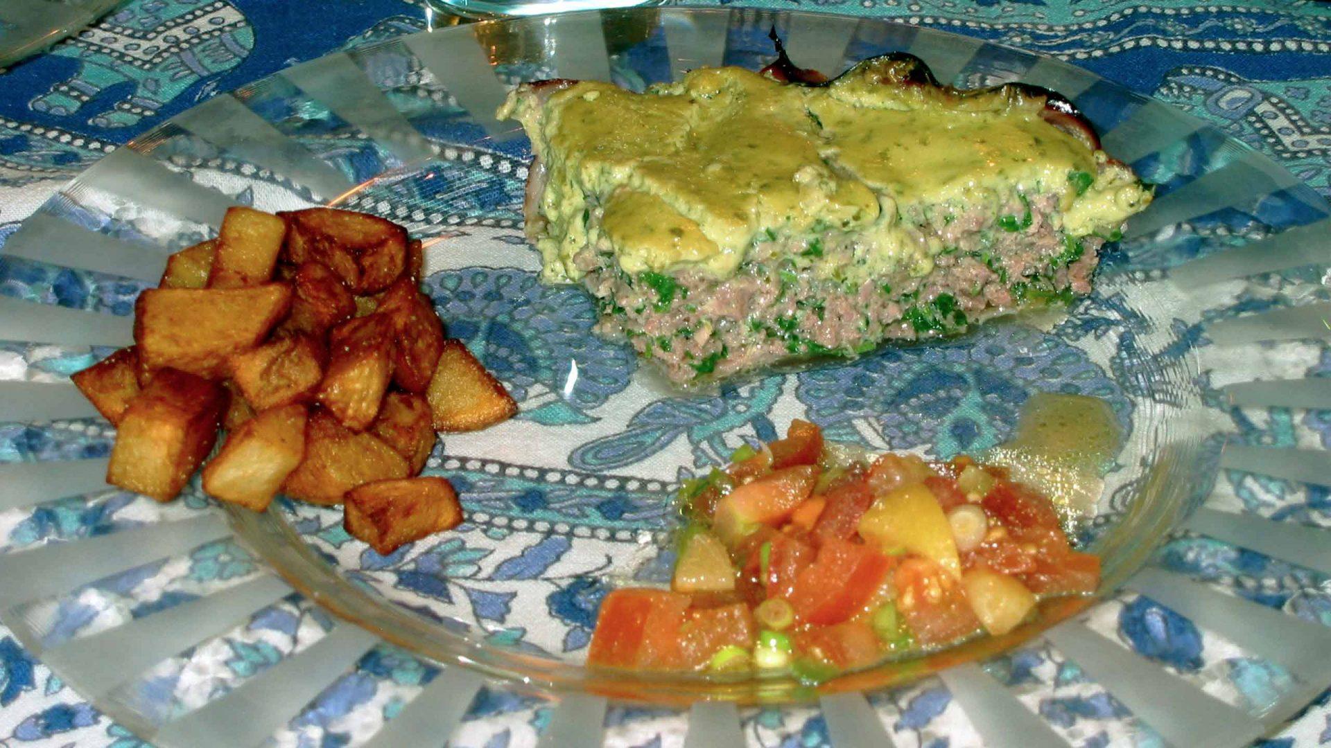 סינייה טחינה של חורף - מסעדת קורדיליה