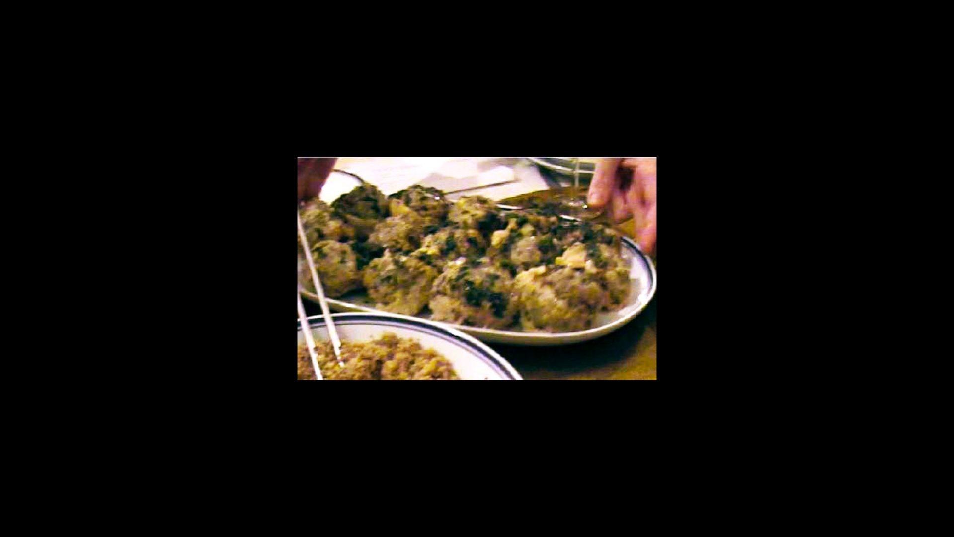 ארטישוק ממולא בסגנון מרוקאי