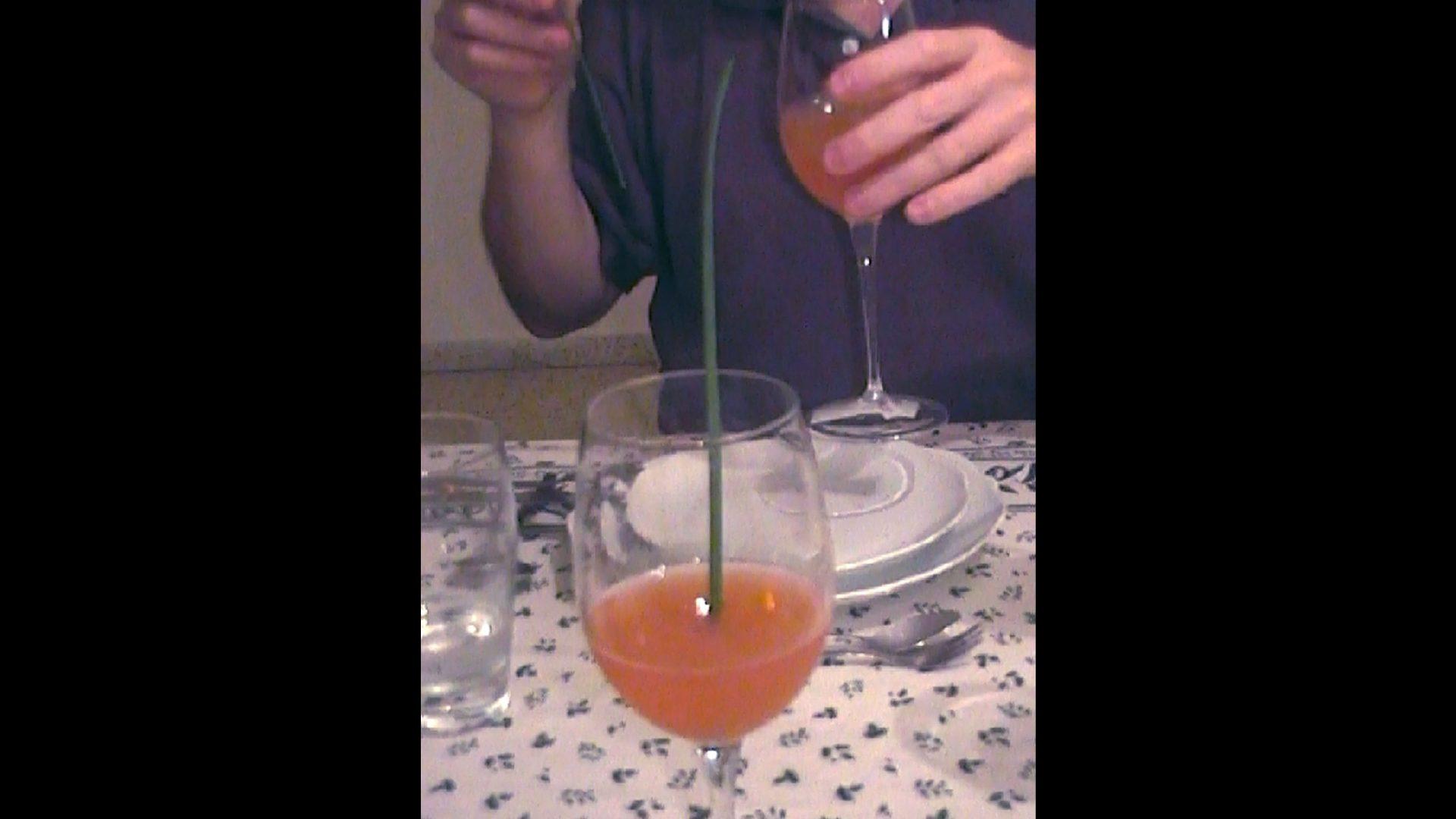 יין עגבניות קר