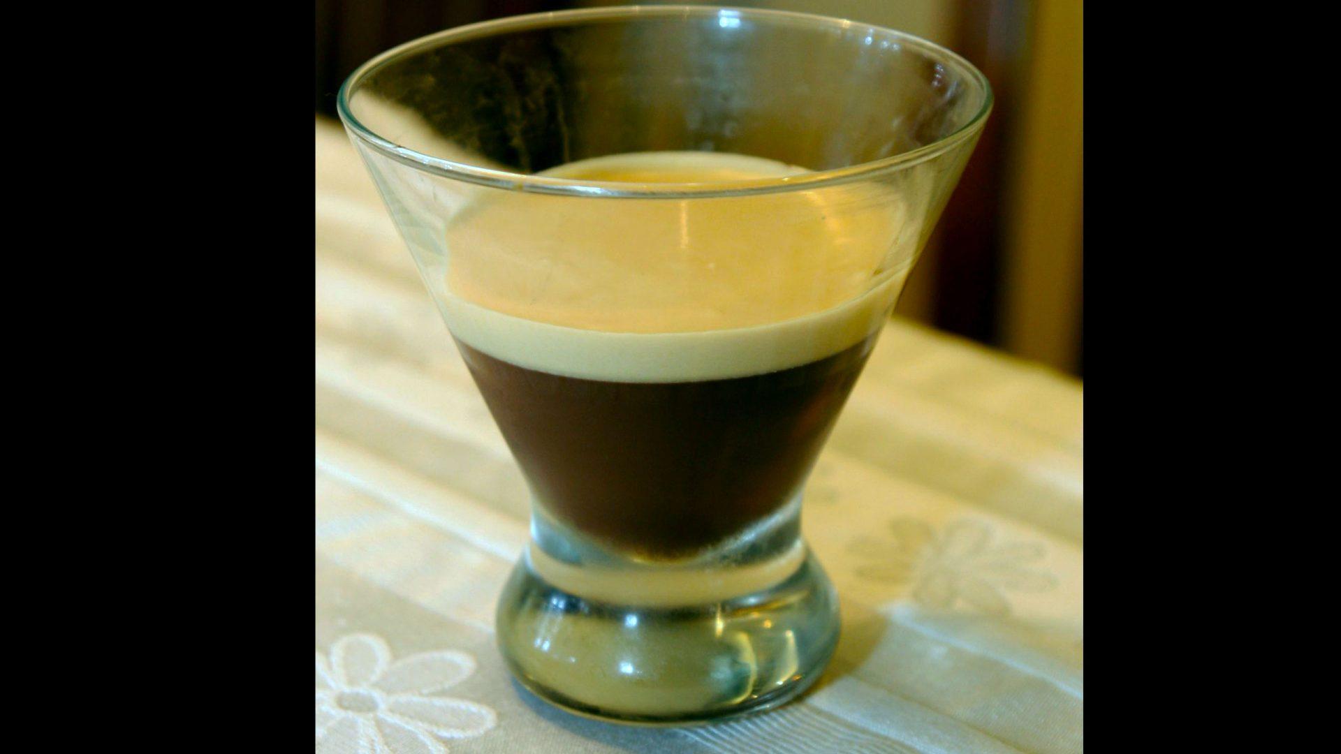 מוס שוקולד קפה וויסקי