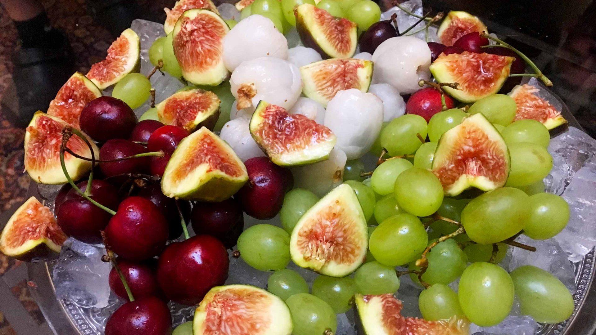 קערת פירות העונה